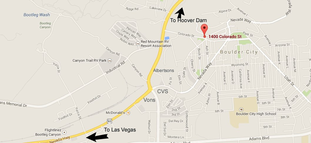 Bee39s Nevada Mail Services  Serving Boulder City Las